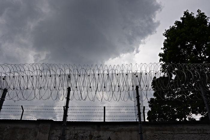 Bild 1: Außenmauer, Aufnahme vom Juni 2017 (Foto: Vladimir Shvemmer)