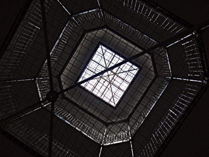 Bild 2: Blick von unten nach oben in der Rotunde (Foto: Vladimir Shvemmer)