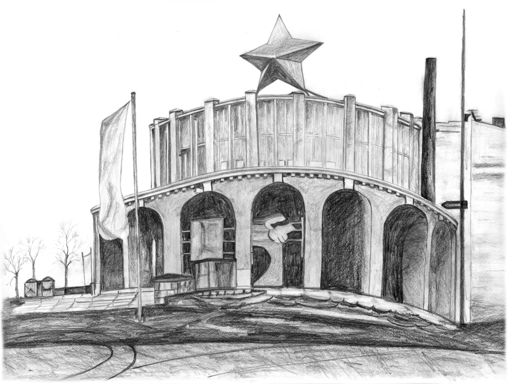 Sowjet-Pavilion
